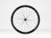 Bontrager Hinterrad Aeolus XXX 4 Tubular Shim11 Black/Red - Bike Maniac