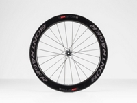 Bontrager Vorderrad Aeolus XXX 6 Disc Tub 12T Black/Red - Bike Maniac