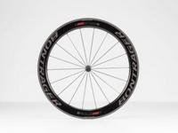 Bontrager Vorderrad Aeolus XXX 6 Tubular Black/Red - Bike Maniac
