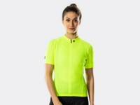 Bontrager Trikot Anara Womens XS Radioactive Yellow - Bike Maniac