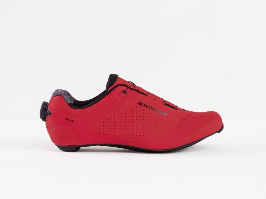 Bontrager Schuh Ballista 46 Red - Bontrager Schuh Ballista 46 Red