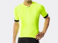 Bontrager Trikot Circuit XS Visibility Yellow - Bike Maniac