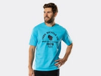 Bontrager Shirt Evoke Tech Tee XS Wisconsin Roots - Bike Maniac