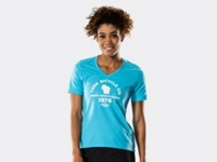 Bontrager Shirt Evoke Tech Tee Womens XS Wisconsin Roots - Bike Maniac