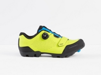 Bontrager Schuh Foray Men 39 Radioactive Yellow/Waterloo BL - Schmiko-Sport Radsporthaus