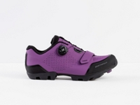 Bontrager Schuh Foray Womens 36 Purple Lotus - Schmiko-Sport Radsporthaus