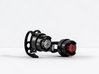 Bontrager Leuchte Glo/Ember Beleuchtungsset schwarz - Bike Maniac
