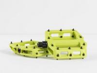 Bontrager Pedal Line Elite Flat Volt Green - RADI-SPORT alles Rund ums Fahrrad