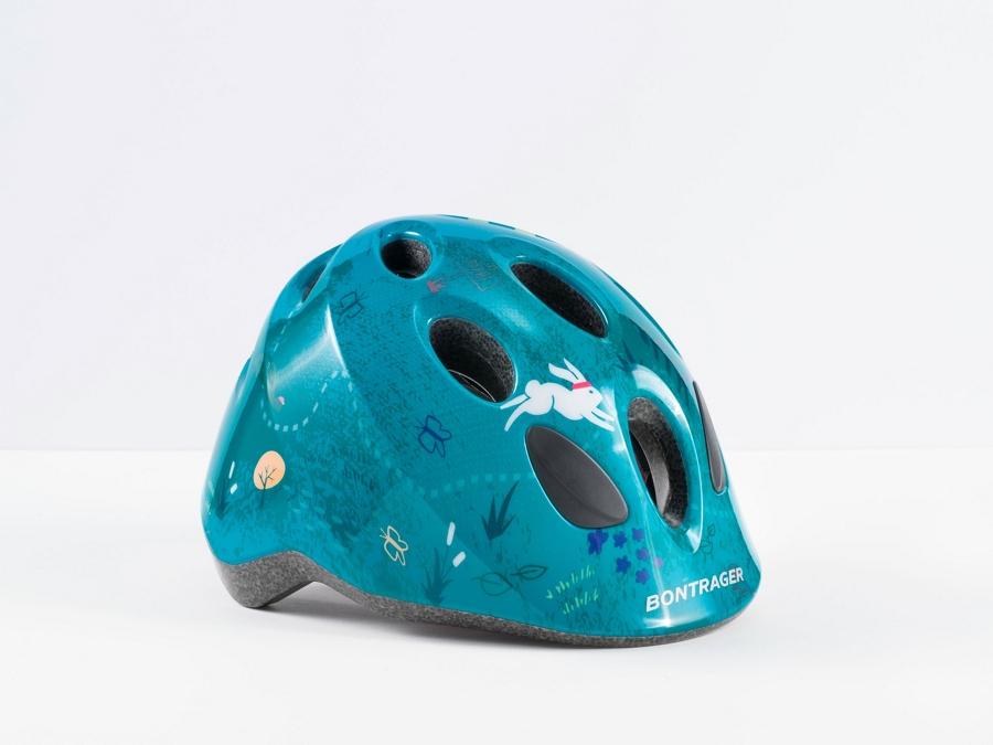 Bontrager Helm Little Dipper Green Tortoise CE - Bontrager Helm Little Dipper Green Tortoise CE