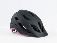 Bontrager Helm Quantum MIPS S Black/Pink CE - Bike Maniac