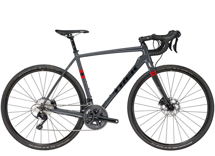 Trek Checkpoint ALR 5 49 Solid Charcoal - Trek Checkpoint ALR 5 49 Solid Charcoal