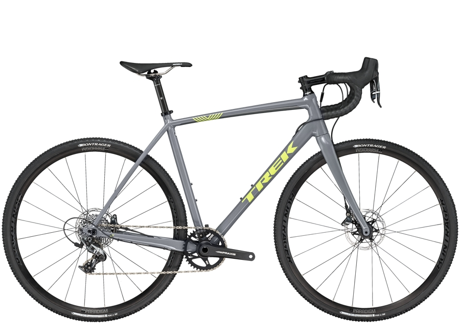 Trek Crockett 7 Disc 58 Slate - Trek Crockett 7 Disc 58 Slate