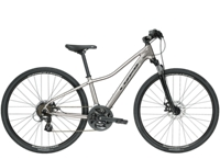 Trek Dual Sport 1 Womens M Metallic Gunmetal - Bike Maniac