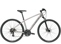 Trek Dual Sport 1 S Metallic Gunmetal - Bike Maniac