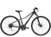 Trek Dual Sport 2 Womens M Dnister Black - Bike Maniac