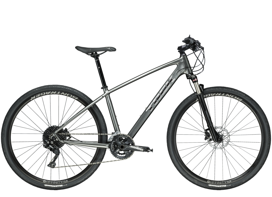 Trek Dual Sport 4 XL Anthracite - Trek Dual Sport 4 XL Anthracite