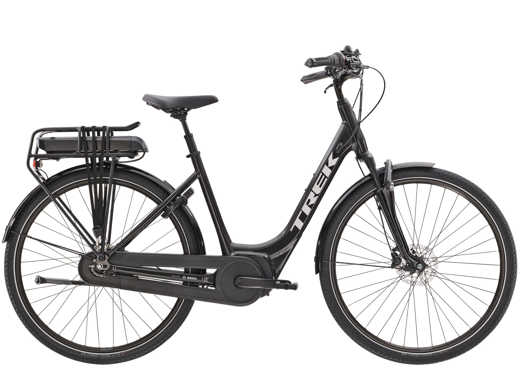 District+ 4 Lowstep maat: M Dnister Black 400WH