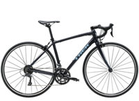 Trek Domane AL 2 Womens 47 Matte Deep Dark Blue - Zweirad Homann