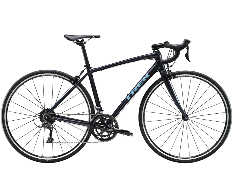 Trek Domane AL 2 Womens 50 Matte Deep Dark Blue - Trek Domane AL 2 Womens 50 Matte Deep Dark Blue