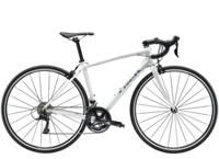 Trek Domane AL 3 Womens 47 Crystal White - Radsport Jachertz