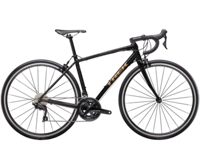 Trek Domane AL 5 Womens 52 Trek Black - 2-Rad-Sport Wehrle