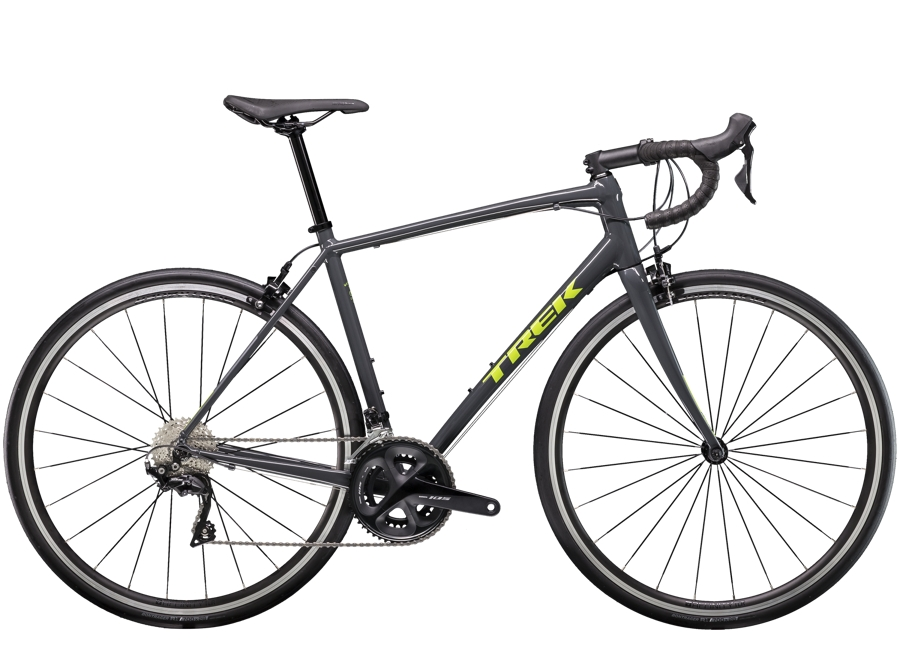 Trek Domane AL 5 54 Solid Charcoal - Trek Domane AL 5 54 Solid Charcoal