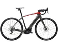 Trek Domane+ 54 Matte Black/Gloss Red - Zweirad Homann