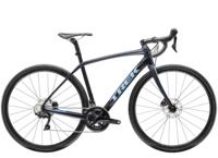 Trek Domane SL 5 Disc Womens 47 Matte Deep Dark Blue/Azure - Bike Maniac