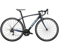 Trek Domane SL 5 Womens 50 Matte Deep Dark Blue/Azure - Bike Maniac
