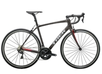 Trek Domane SL 5 50 Dnister Black/Viper Red - Zweirad Homann