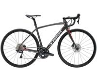 Trek Domane SL 6 Disc Womens 47 Dnister Black/Red - Schmiko-Sport Radsporthaus