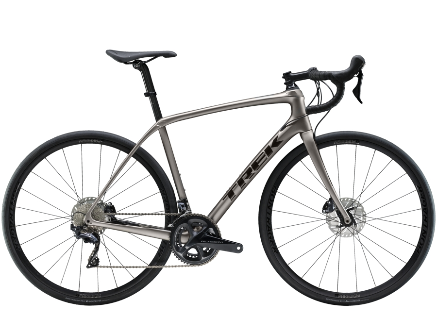 Trek Domane SL 6 Disc 50 Matte Gunmetal/Gloss Black - Trek Domane SL 6 Disc 50 Matte Gunmetal/Gloss Black