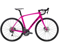 Trek Domane SLR 6 Disc Womens 44 Radioactive Pink/Trek Black - 2-Rad-Sport Wehrle