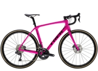 Trek Domane SLR 7 Disc Womens 44 Radioactive Pink/Trek Black - Bike Maniac