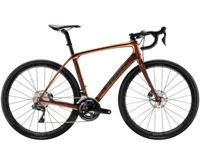 Trek Domane SLR 7 Disc 50 Gloss Sunburst/Matte Trek Black - Bike Maniac