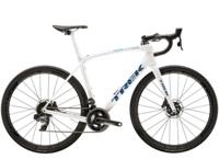 Trek Domane SLR 7 eTap 47 Voodoo Trek White/Blue - Schmiko-Sport Radsporthaus