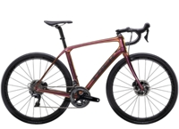 Trek Domane SLR 8 Disc 44 Gloss Sunburst/Matte Trek Black - Bike Maniac