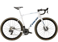 Trek Domane SLR 9 eTap 62 Voodoo Trek White/Blue - Schmiko-Sport Radsporthaus