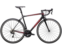 Trek Émonda SL 5 58 Matte Trek Black/Gloss Viper Red - Radsport Jachertz