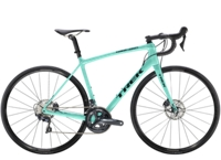 Trek Émonda SLR 6 Disc Womens 56 Miami Green/Trek Black - Zweirad Homann