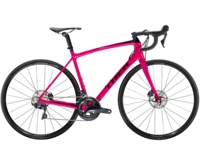 Trek Émonda SLR 6 Disc Womens 54 Radioactive Pink/Trek Black - Zweiradhändler Ahlen -Rennräder MTB Ebikes aus Ahlen