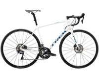 Trek Émonda SLR 6 Disc Womens 52 Voodoo Trek White/Blue - Zweiradhändler Fahrradladen Ahlen