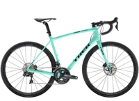 Trek Émonda SLR 7 Disc Womens 56 Miami Green/Trek Black - Zweirad Homann