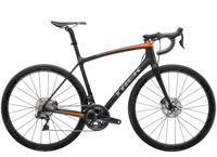 Trek Émonda  SLR 7 Disc 54 Matte Trek Black/Radioactive Orange - 2-Rad-Sport Wehrle