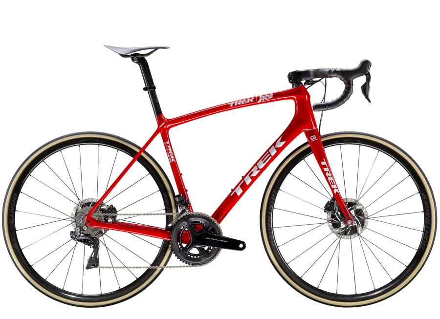Trek Émonda SLR 9 Disc 56 Viper Red/Trek White - Trek Émonda SLR 9 Disc 56 Viper Red/Trek White