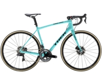 Trek Émonda SLR 9 Disc Womens 47 Miami Green/Trek Black - Zweirad Homann
