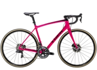 Trek Émonda SLR 9 Disc Womens 47 Radioactive Pink/Trek Black - Bike Maniac