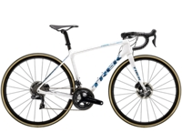 Trek Émonda SLR 9 Disc Womens 47 Voodoo Trek White/Blue - Zweiradhändler Fahrradladen Ahlen