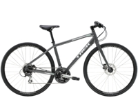 Trek FX 2 Womens Disc S Solid Charcoal - Bike Maniac