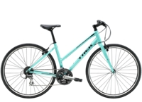 Trek FX 2 Womens Stagger M Miami Green - Bike Maniac